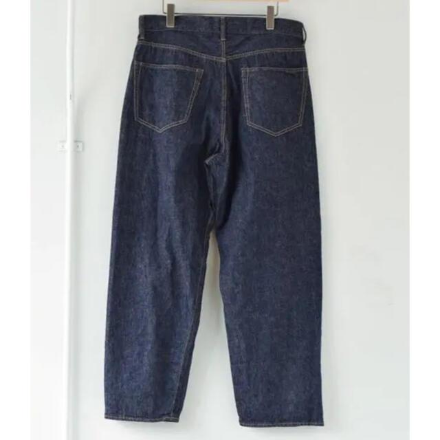 COMOLI(コモリ)の21ss コモリ 5P デニムパンツ サイズ2  メンズのパンツ(デニム/ジーンズ)の商品写真