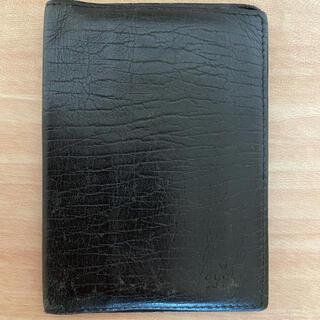 グッチ(Gucci)のGUCCI グッチ カードケース パスケース クリップ付き ブラック(名刺入れ/定期入れ)