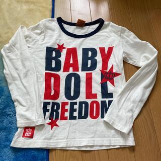 ベビードール(BABYDOLL)のBABY DOLL 長袖 130サイズ(Tシャツ/カットソー)
