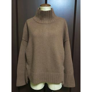 DEUXIEME CLASSE - 美品☆定価約2,5万 プルミエ アロンディスモン ハイネックニット セーター