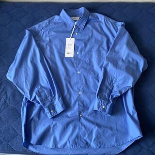 サカイ(sacai)のBroad Regular Collar Oversized Shirt(シャツ)