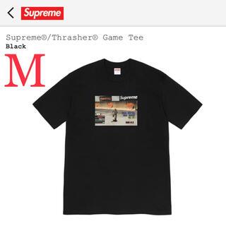 Supreme - Supreme Thrasher Game Tee M
