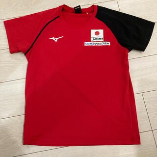 限定品! 競泳日本代表Tシャツ ミズノ製