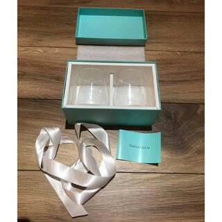 ティファニー(Tiffany & Co.)の ティファニー タンブラー  グラス ペア(タンブラー)