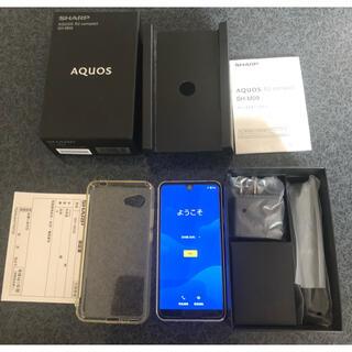 AQUOS - AQUOS R2 compact ホワイト 64 GB SIMフリー