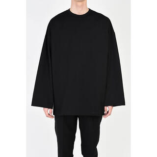 LAD MUSICIAN - 19aw LONG SLEEVE SUPER BIG T