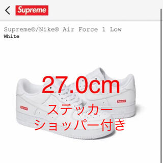 Supreme - 新品 27.0 Supreme Nike Air Force 1 Low