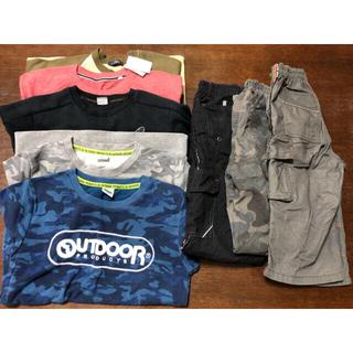 アウトドア(OUTDOOR)のキッズ outdoor・PUMAトレーナー パンツ 160cm  まとめ売り(パンツ/スパッツ)