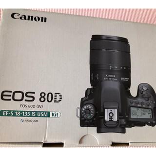 Canon - キャノン EOS80D