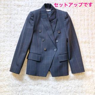 Stella McCartney - 未使用❤️ステラマッカートニー❤️セットアップ、スーツ、ジャケット