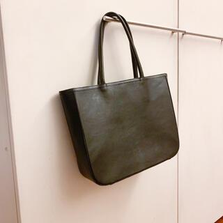 ムジルシリョウヒン(MUJI (無印良品))の無印良品 ヌメ革 トートバッグ(トートバッグ)