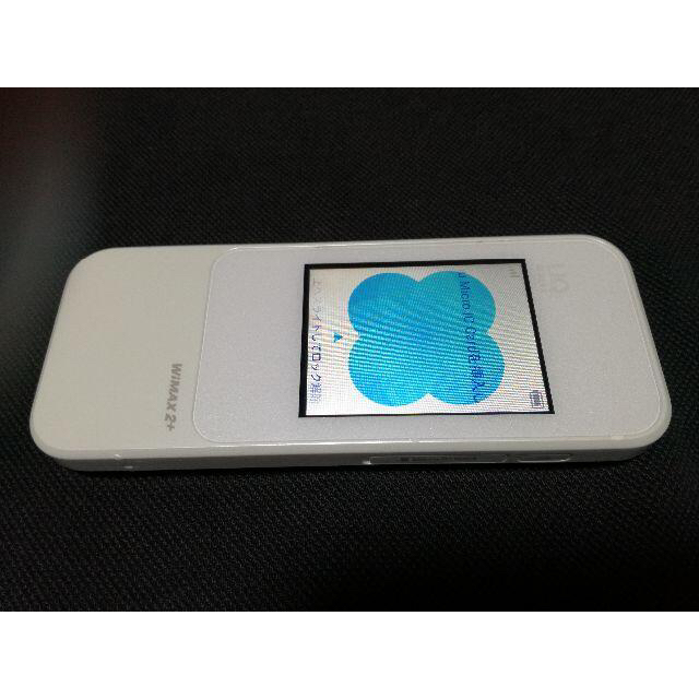 HUAWEI(ファーウェイ)のSpeed Wi-Fi NEXT W04(RakutenUN-LIMIT専用) スマホ/家電/カメラのスマートフォン/携帯電話(その他)の商品写真