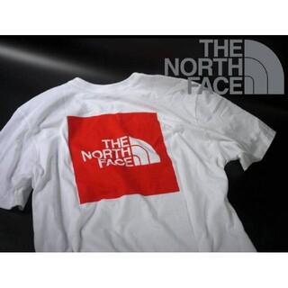 THE NORTH FACE - 本日限定価格 ビッグT ユニセックス  ノースフェイス ボックス ビッグロゴ