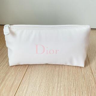 Dior - 新品✴︎Dior✴︎ポーチ✴︎ノベルティ✴︎白✴︎ホワイト