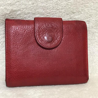 ロンシャン(LONGCHAMP)のオールド ロンシャン Longchamp 折り財布(財布)
