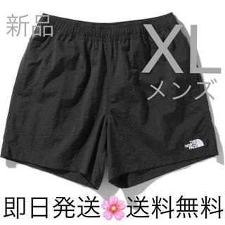送料無料  XLサイズ ブラック ノースフェイス バーサタイルショーツ メンズ