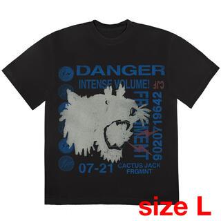 フラグメント(FRAGMENT)のCACTUS JACK × Fragment DANGER TEE(Tシャツ/カットソー(半袖/袖なし))