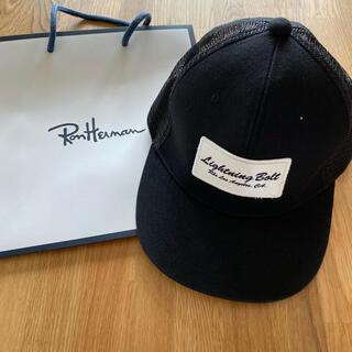 Ron Herman - RHC Ron Herman Lightning Bolt ロンハーマンキャップ