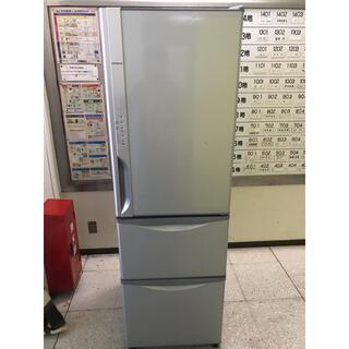 ヒタチ(日立)の【直接引取送料無料】日立 3ドア冷蔵庫 R-K320EV 2014年製(冷蔵庫)