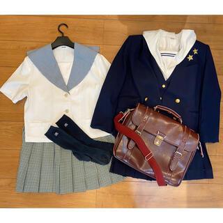 HANAE MORI - 就実高校制服鞄セット