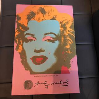 MEDICOM TOY - マリリンモンロー Andy Warhol Marilyn100% & 400%