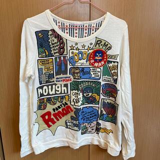 rough - rough長袖Tシャツ