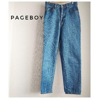ページボーイ(PAGEBOY)の【PAGEBOY】ページボーイ デニムパンツ(デニム/ジーンズ)