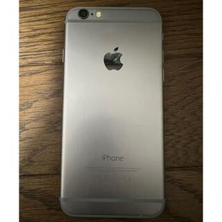 アイフォーン(iPhone)のiPhone6 Docomo 16GB スペースグレー(スマートフォン本体)