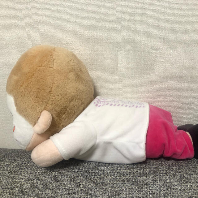 ゴールデンボンバー 樽美酒研二 ぬいぐるみ エンタメ/ホビーのおもちゃ/ぬいぐるみ(ぬいぐるみ)の商品写真