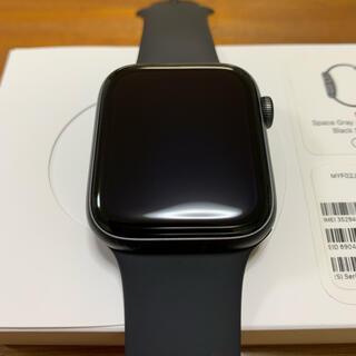 Apple Watch - AppleWatch SE GPS+Cellular 44mm MYF02J/A