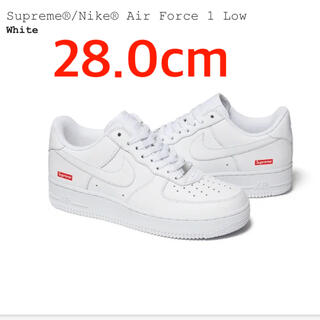 Supreme - Supreme Nike Air Force 1 Low 28cm