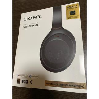 SONY - SONY ソニー ワイヤレスヘッドホン WH-1000XM4 ブラック