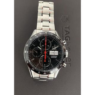タグホイヤー(TAG Heuer)のTAG HEUERタグホイヤー カレラ キャリバー16 クロノグラフ デイデイト(腕時計(アナログ))