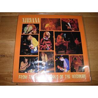 NIRVANA ニルヴァーナ オリジナル盤 レコード