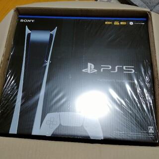 PlayStation - PS5 デジタルエディション 新品未使用 play station 5