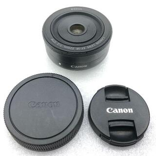 Canon - 【単焦点レンズ】 CANON EF-M 22mm F2 STM