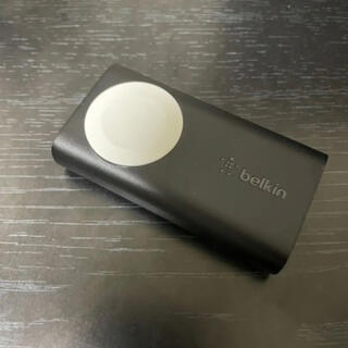 アップルウォッチ(Apple Watch)のbelkin モバイルバッテリーチャージャー Apple Watch(バッテリー/充電器)