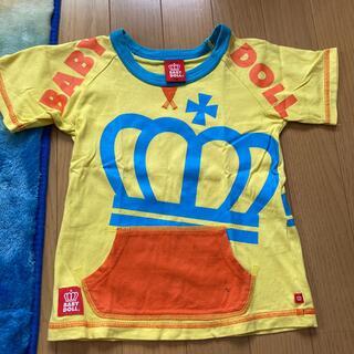 ベビードール(BABYDOLL)のBABY DOLL 半袖 100サイズ(Tシャツ/カットソー)