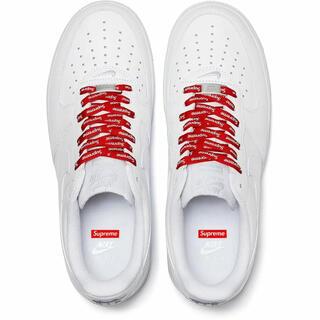 Supreme - 原本付 27.5 Supreme Nike Air Force 1 Low 白