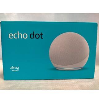 ECHO - 新品 Echo Dot 第4世代 スマートスピーカー with Alexa