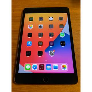 iPad - iPad mini5 64GB スペースグレイ WiFi +Cellular