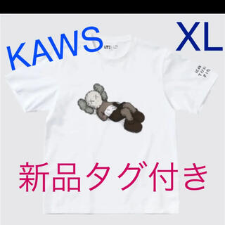 UNIQLO - ユニクロ×カウズTシャツ KAWS  XL⭐️新品タグ付き⭐️