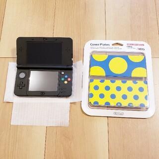 ニンテンドー3DS(ニンテンドー3DS)のNEWニンテンドー3DS (携帯用ゲーム機本体)