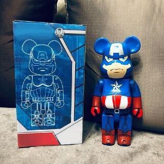 BE@RBRICK Captain America 400%(その他)