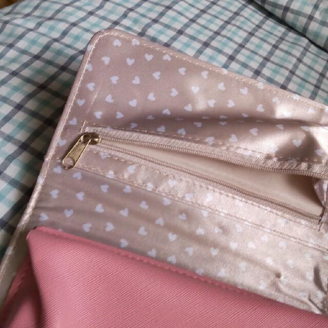 お財布ポシェット レディースのバッグ(ショルダーバッグ)の商品写真