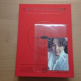 防弾少年団(BTS) - MAP OF THE SOUL ON:E DVD トレカのみ