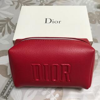 Dior - ディオール ノベルティ スクエア ポーチ