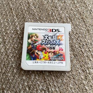 ニンテンドー3DS(ニンテンドー3DS)のスマブラ 3DS(携帯用ゲームソフト)