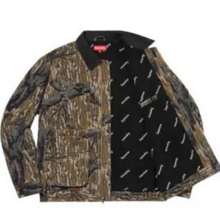 Supreme - supreme18aw field jacket mossy oak camo