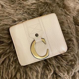 クロエ(Chloe)のChloe クロエ 折りたたみ ミニ財布 ミニウォレット(財布)